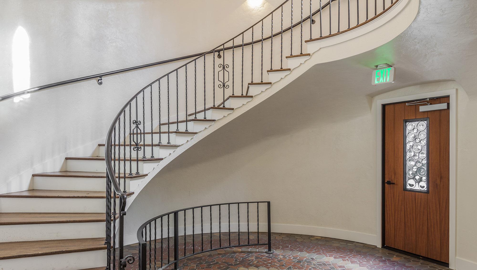 02 - New Stairway 1